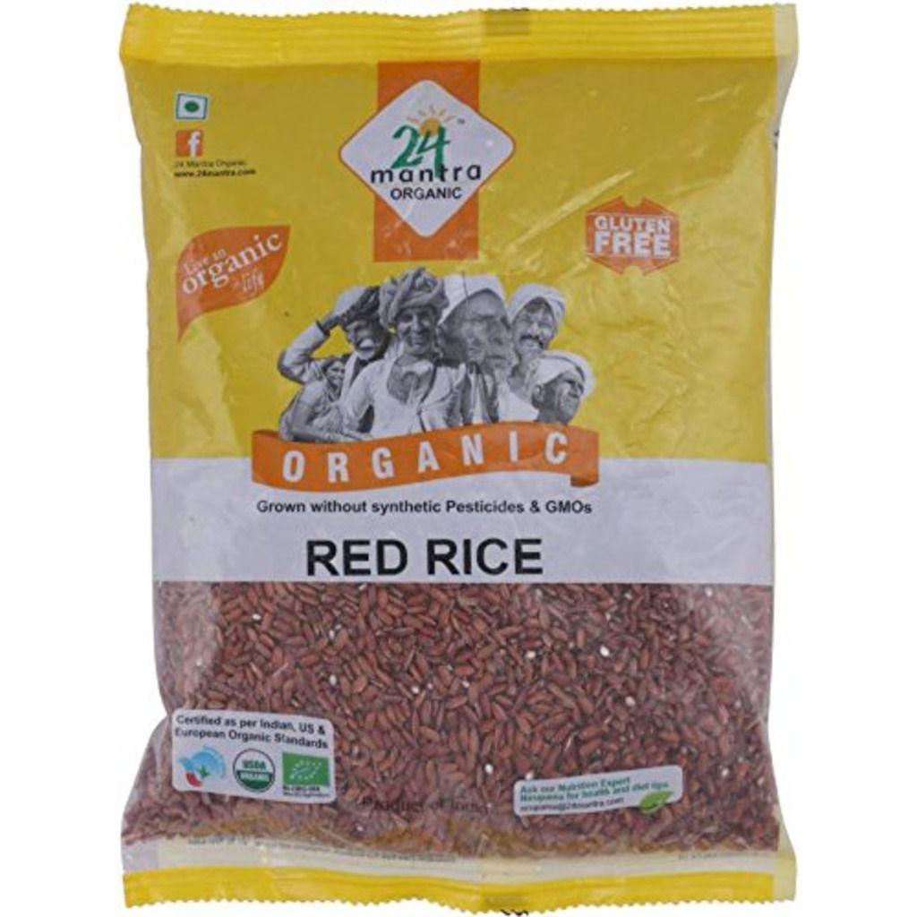 24 Organic Mantra Red Rice