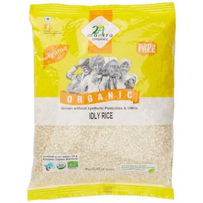 24 Mantra Organic Idly Rice