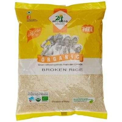 24 Mantra Organic Broken Rice