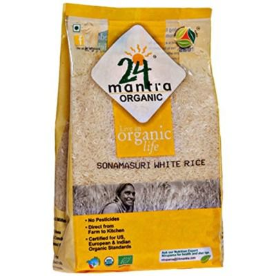 24 Mantra Organic Sona Masuri White Rice