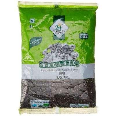 Buy 24 Mantra Organic Urad Black Whole