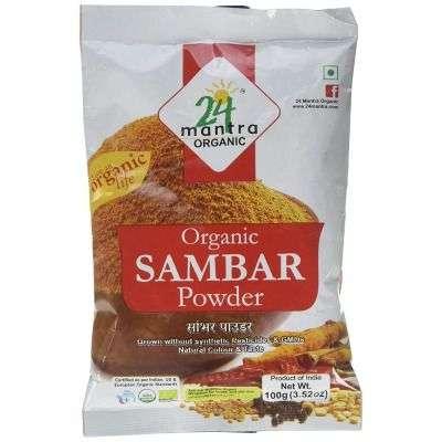 24 Mantra Sambar Powder