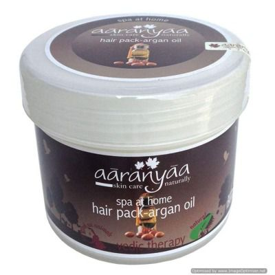Buy Aaranyaa Hair Pack Argan Oil, Vedic Therapy