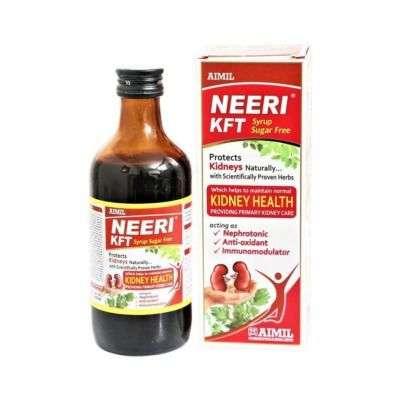 Aimil Neeri Kft Sugar Free Syrup
