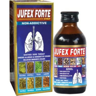 Aimil Pharmaceutical Jufex Forte Syrup