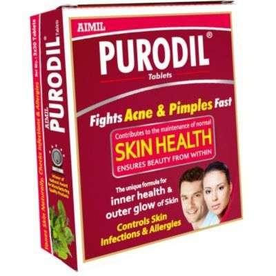 Aimil Pharmaceutical Purodil Tablets