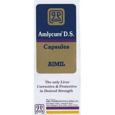 Aimil Pharmaceuticals Amlycure D.S.Capsules