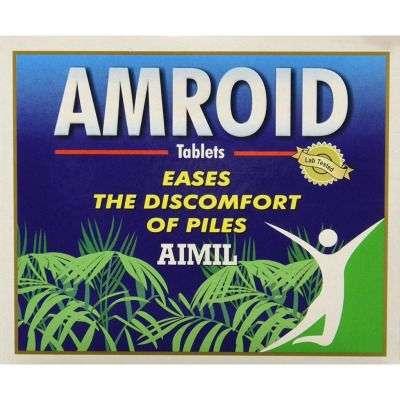 Aimil Pharmaceuticals Amroid Capsules