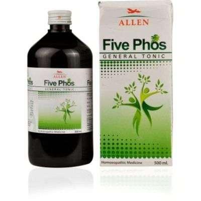 Allen Five Phos Syrup