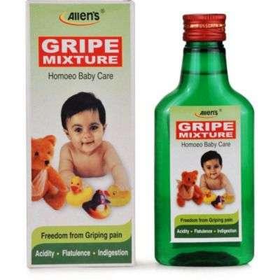 Allens Gripe Mixture