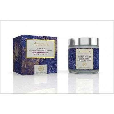 Buy Anandaspa Detoxifying Scrub - juniper, Grapefruit And Cypress