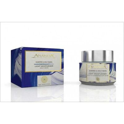 Buy Anandaspa Light Moisturiser (oily And Combination Skin) - juniper And Holy Basil