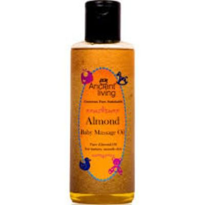 Buy Ancient Living Almond Baby Massage Oil