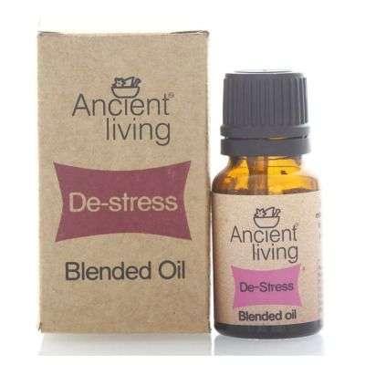 Buy Ancient Living De - Stress Blended Oil