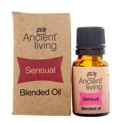 Buy Ancient Living Sensual Blended Oil