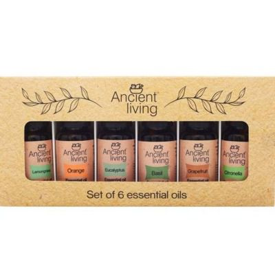 Buy Ancient Living Set of 6 Essential Oils