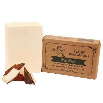 Ancient Living Tea Tree Luxury Handmade Soap