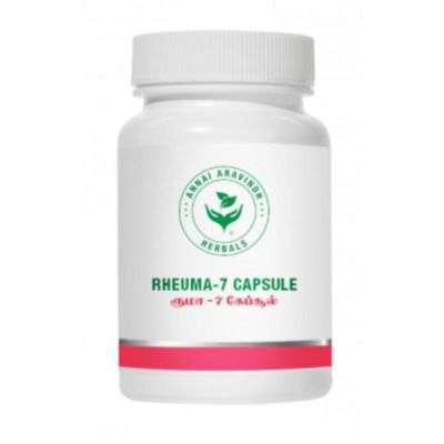 Annai Aravindh Herbals Rheuma 7 Capsules