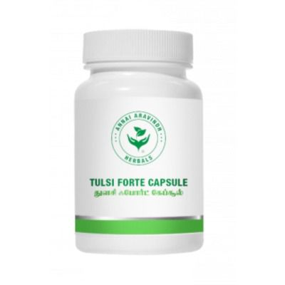 Annai Aravindh Herbals Tulasi Forte Capsules