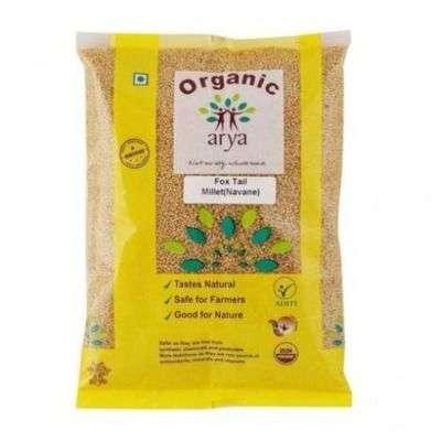 Arya Farm Organic Foxtail Millet