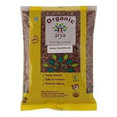Arya Farm Organic Horse Gram (Huruli)