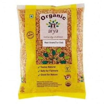 Arya Farm Organic Red Gram (Tur Dal)