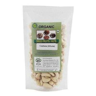 Arya Farm Organic Whole Cashew