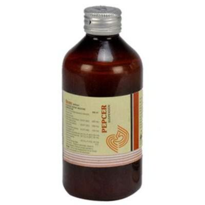 Ayulabs Pepcer Suspension Syrup Ulcer