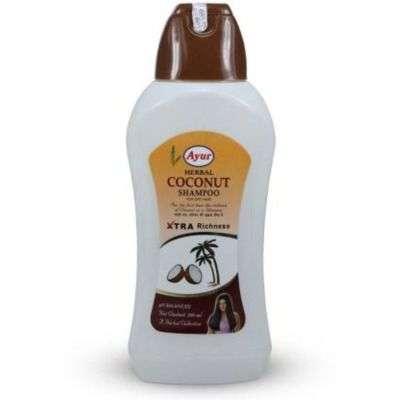 Buy Ayur Herbal Coconut Shampoo