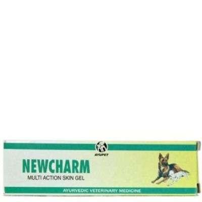 Ayurvet Newcharm Multiaction Skin Gel
