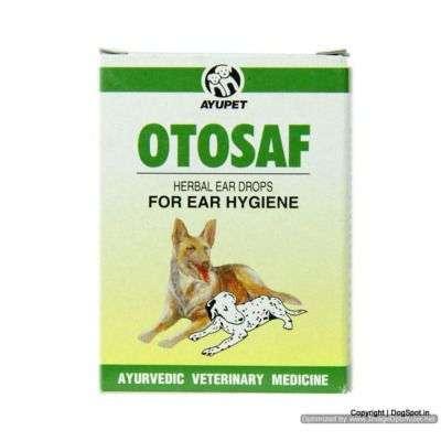 Ayurvet Otosaf Ear Drops