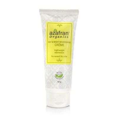 Buy Azafran Organics Day & Night Nourishing Cream