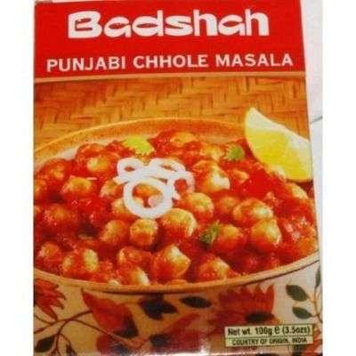 Badshah Punjabi Chhole