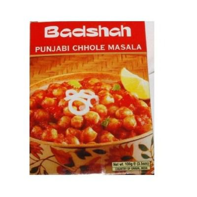 Badshah Punjabi Chole Masala