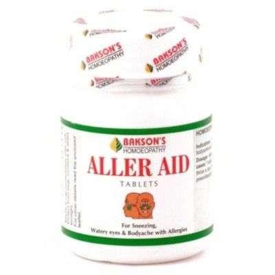 Baksons Aller Aid Tablet