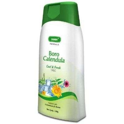 Buy Bakson Sunny Boro Calendula Talcum Powder