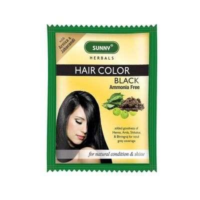 Buy Baksons Sunny Hair Color - Black