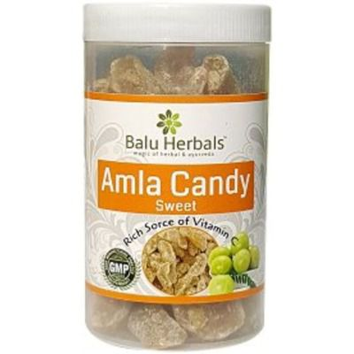 Buy Balu Herbals Amla Candy(Sweet, Chatpata)