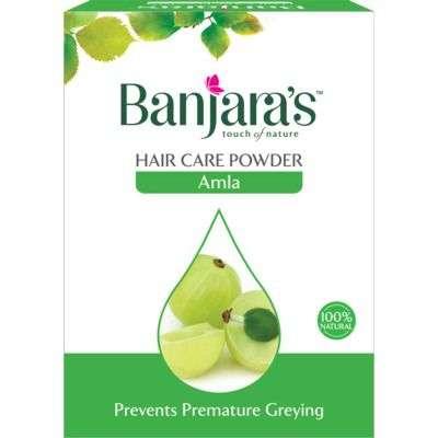 Banjaras Amla Hair Care Powder
