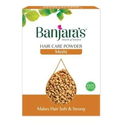 Banjaras Methi Hair Care Powder