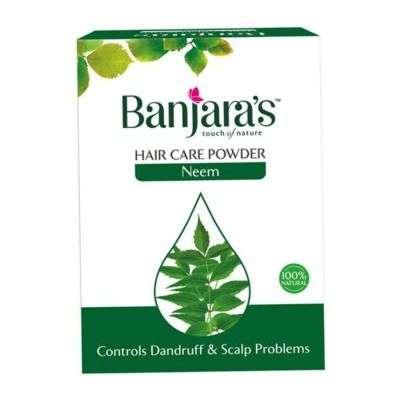 Buy Banjaras Neem Hair Care Powder