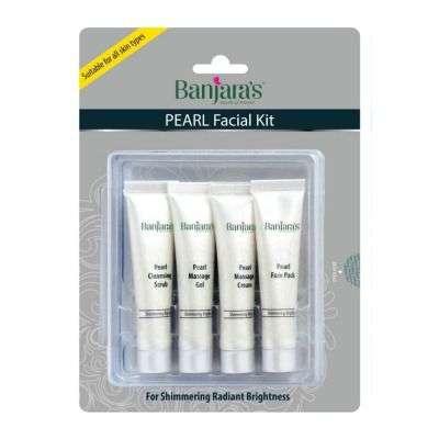 Banjaras Pearl Facial Kit