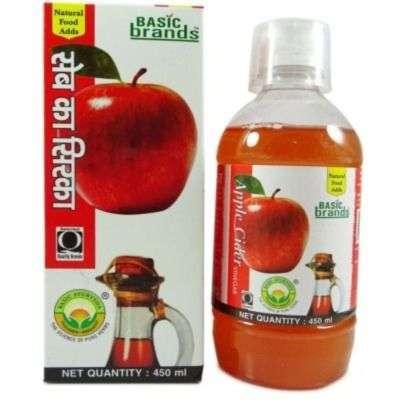 Buy Basic Ayurveda Apple Cider Vinegar
