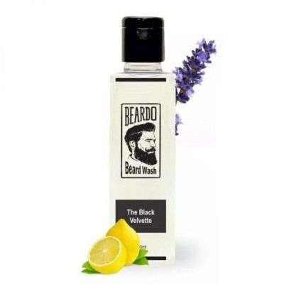 Buy Beardo Beard Wash The Black Velvette
