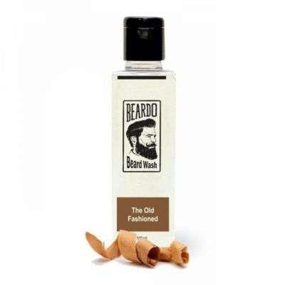 Buy Beardo Beard Wash - The Old Fashioned