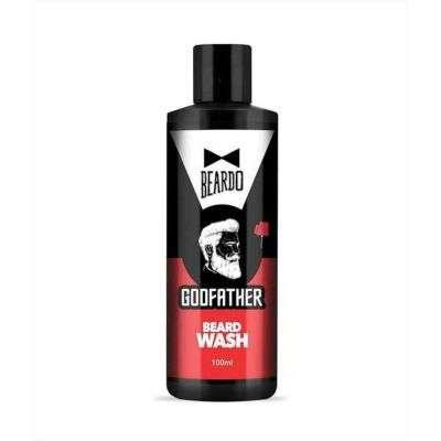 Buy Beardo Godfather Beard Wash