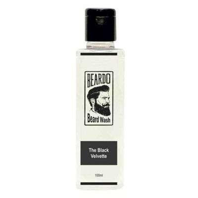 Buy Beardo The Black Velvette Beard Wash