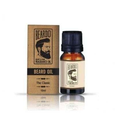 Buy Beardo The Classic Beard And Hair Fragrance Oil