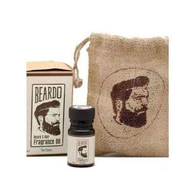 Buy Beardo The Classic Beard Fragrance Hair Oil