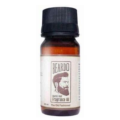 Buy Beardo The Old Fashioned Beard Fragrance Hair Oil
